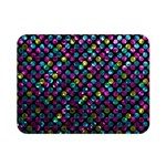 Polka Dot Sparkley Jewels 2 Double Sided Flano Blanket (Mini)