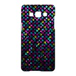 Polka Dot Sparkley Jewels 2 Samsung Galaxy A5 Hardshell Case