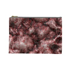 Alien Dna Red Cosmetic Bag (large)  by ImpressiveMoments