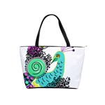 Peacock-challenge-large Classic Shoulder Handbag