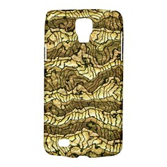 Alien Skin Hot Golden Galaxy S4 Active by ImpressiveMoments