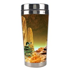 Wonderful Undergraund World Stainless Steel Travel Tumblers by FantasyWorld7