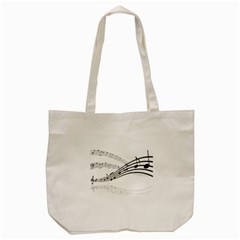 Music Tote Bag from uSmarter.com Front