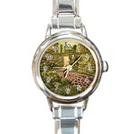 My Estate by Ave Hurley - Round Italian Charm Watch