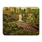 Country Waterfall by Ave Hurley - Small Mousepad