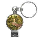 My Estate by Ave Hurley - Nail Clippers Key Chain