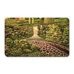 Country Waterfall by Ave Hurley - Magnet (Rectangular)