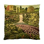 Country Waterfall by Ave Hurley - Standard Cushion Case (One Side)