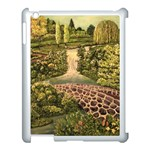 My Estate by Ave Hurley - Apple iPad 3/4 Case (White)