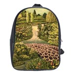 My Estate by Ave Hurley - School Bag (XL)