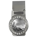 Frank Clark Lighthouse -AveHurley ArtRevu.com- Money Clip (CZ)