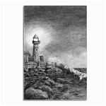 Frank Clark Lighthouse -AveHurley ArtRevu.com- Postcards 5  x 7  (Pkg of 10)