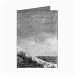 Frank Clark Lighthouse -AveHurley ArtRevu.com- Mini Greeting Cards (Pkg of 8)