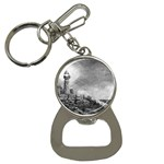 Frank Clark Lighthouse -AveHurley ArtRevu.com- Bottle Opener Key Chain