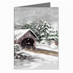 Snowbridge Greeting Cards (Pkg of 8)