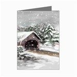 Snowbridge Mini Greeting Cards (Pkg of 8)