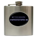 grigori 3 Hip Flask (6 oz)