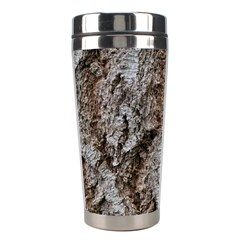 Douglas Fir Bark Stainless Steel Travel Tumblers by trendistuff