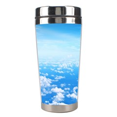 Clouds Stainless Steel Travel Tumblers by trendistuff