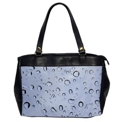 Water Drops 2 Office Handbags by trendistuff
