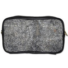 Black Mica Toiletries Bags by trendistuff