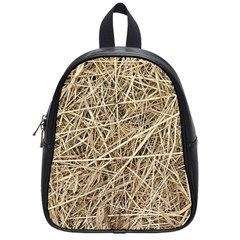 Light Colored Straw School Bags (small)  by trendistuff