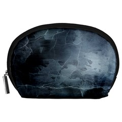 Black Splatter Accessory Pouches (large)  by trendistuff