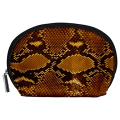 Snake Skin Accessory Pouches (large)  by trendistuff