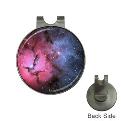 Trifid Nebula Hat Clips With Golf Markers