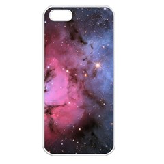 Trifid Nebula Apple Iphone 5 Seamless Case (white)