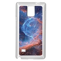 Thor s Helmet Samsung Galaxy Note 4 Case (white)