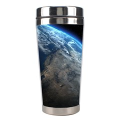 Earth Orbit Stainless Steel Travel Tumblers by trendistuff