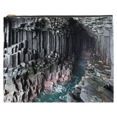 Fingals Cave Cosmetic Bag (xxxl)  by trendistuff