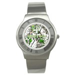 radiocative Stainless Steel Watch