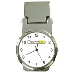 Logo Med Money Clip Watches Front