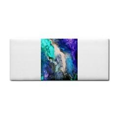 Violet Art Hand Towel by 20JA