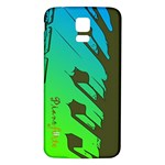 Gregg 2 Samsung Galaxy S5 Back Case (White) Front