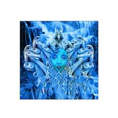 Medusa Metamorphosis Satin Bandana Scarf by icarusismartdesigns