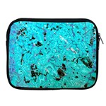 Blue Sensations (aquamarine) Apple iPad 2/3/4 Zipper Cases