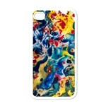 Colors by Jandi Apple iPhone 4 Case (White) Front
