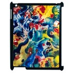 Colors by Jandi Apple iPad 2 Case (Black) Front