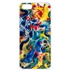 Colors by Jandi Apple iPhone 5 Seamless Case (White) Front