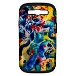 Colors by Jandi Samsung Galaxy S III Hardshell Case (PC+Silicone)