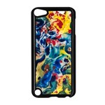 Colors by Jandi Apple iPod Touch 5 Case (Black) Front