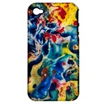 Colors by Jandi Apple iPhone 4/4S Hardshell Case (PC+Silicone)