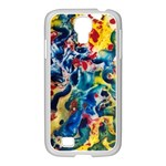Colors by Jandi Samsung GALAXY S4 I9500/ I9505 Case (White)