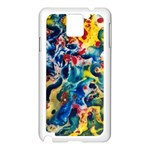 Colors by Jandi Samsung Galaxy Note 3 N9005 Case (White)