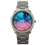 Aura by Jandi Sport Metal Watch