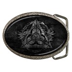 My Infected Soul Belt Buckle