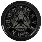 My Infected Soul Wall Clock
